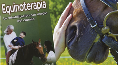 """La Rehabilitación por medio del caballo», un  libro que te va a asombrar."